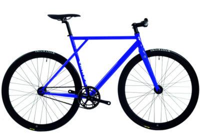 Bicicleta Polo and Bike Cmndr Albastru Fixie / Single-Speed