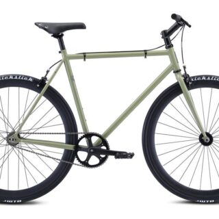 Bicicleta Fuji Khaki Green - Fixie / Single-Speed